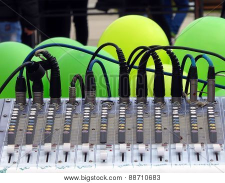 Profi Sound Mixer