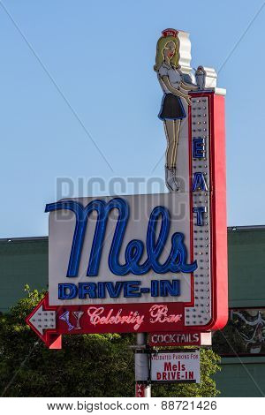 Mel's Drive-in Celebrity Bar
