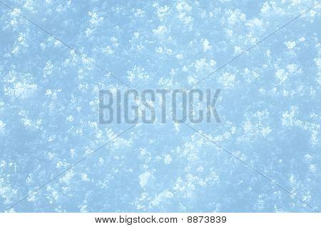 Winter Snow Surface