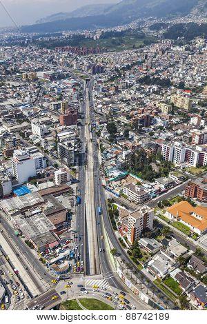 Quito, Av. América Y Brasil