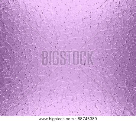 African violet metallic metal texture background