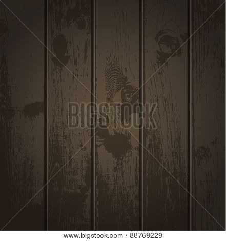 Stock illustration on wood.