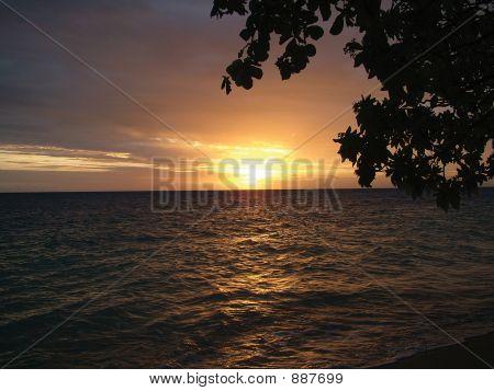 Fiji Sunset 1