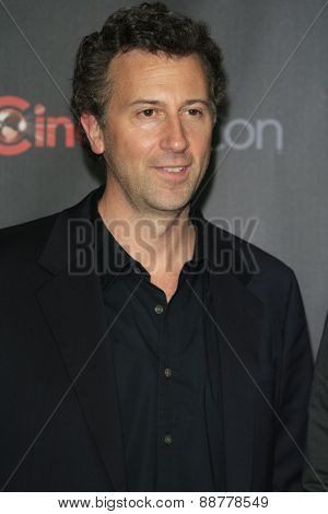 LAS VEGAS - APR 21: Jonathan M. Goldstein at the Warner Bros. Pictures Exclusive Presentation Highlighting the Summer of 2015 and Beyond at Caesars Pallace on April 21, 2015 in Las Vegas, NV