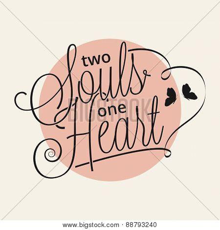 Two Souls One Heart