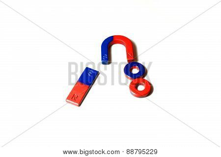 Magnet (Attraction and Repulsion)