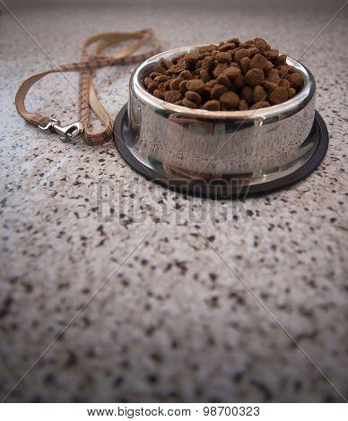Petfood And Collar