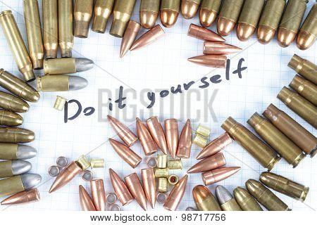 Do It Youself - Reloading Cartridges