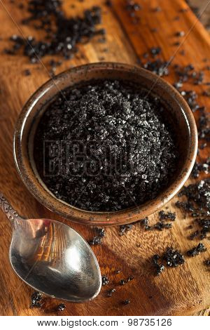Black Hawaiin Lava Sea Salt