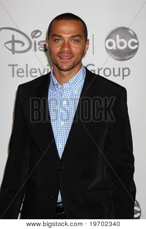 LOS ANGELES - AUGUST 1:  Jesse Williams arrive(s) at the 2010 ABC Summer Press Tour Party at Beverly Hilton Hotel on August 1, 2010 in Beverly Hills, CA...