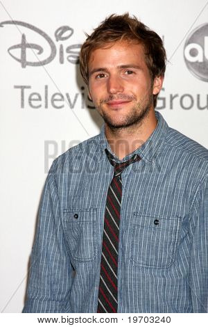 LOS ANGELES, CA - AUG 1:  Michael Stahl-David at the Disney / ABC Summer Press Tour  on August 1, 2010 in Beverly Hills, CA.....