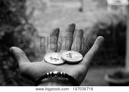 Two Big Brexit Coins