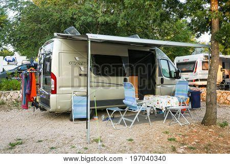Camp Njivice On Island Krk