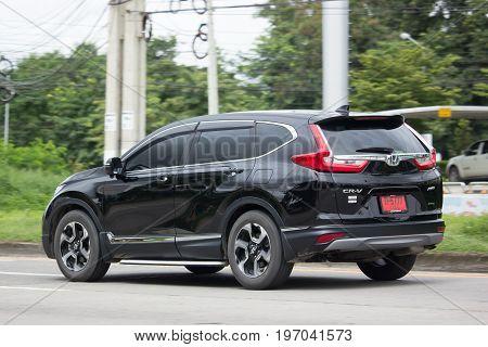 Private Car Honda Crv City Suv Car.