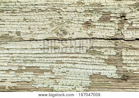 Textured wooden background. The old mill house or shed