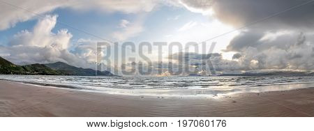 Beach After The Storm