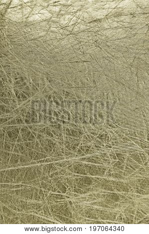 material for reflector background, shiny gold texture