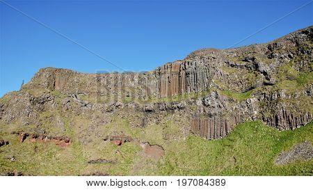 Long Shot Giant's Causeway