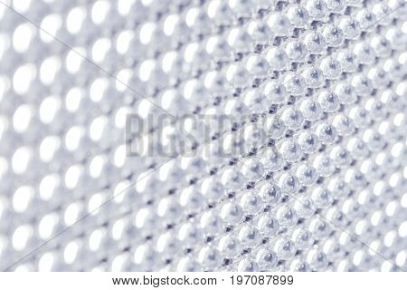 Led diode light as abstract background selective focus