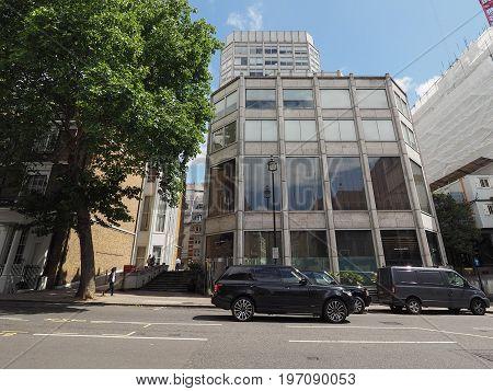 Economist Building In London