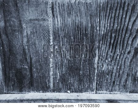 Navy blue wooden surface texture background photo