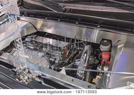 Scion Xb On Engine Display