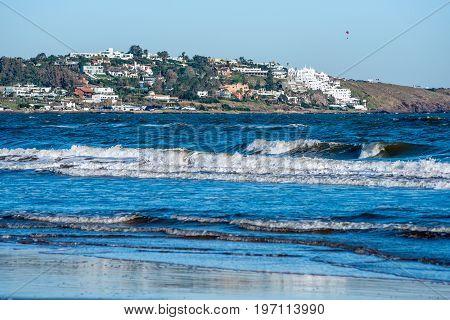 Portezuelo and Salanas Beach near Punta del Este Atlantic Coast Uruguay