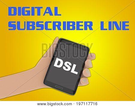 Dsl - Digital Subscriber Line Concept