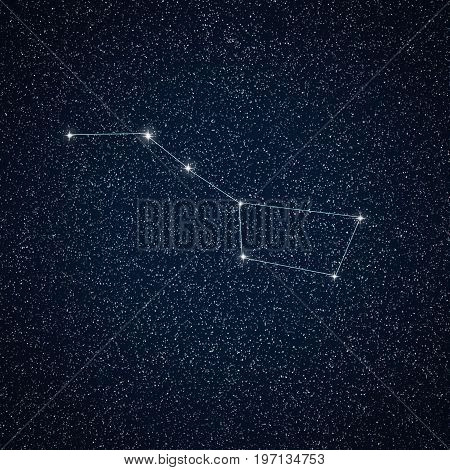 Constellations. Ursa Major (Great bear). Ursa Major.