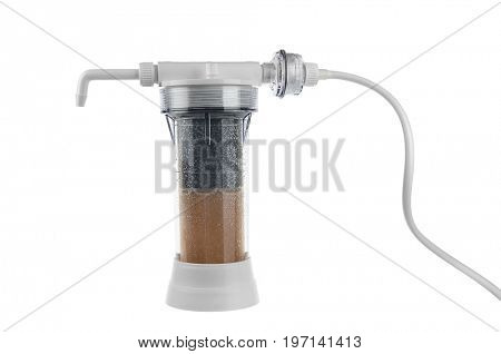 Water Purifier Isolated
