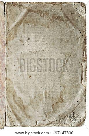 vintage paper background.