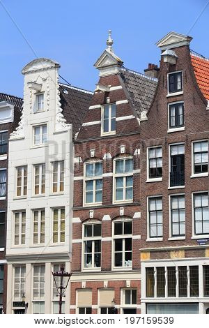 Amsterdam Residential Architecture