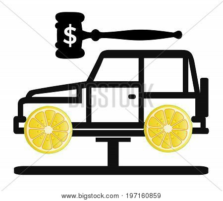 Lemon Law Claim. Compensation for vehicles, that repeatedly fail to meet the quality standards and performance, also called Lemons