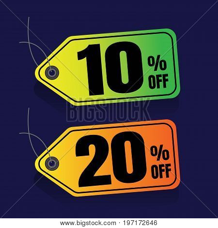 sale. price tag. SALE colorful. percent. discount. Super sale banner. Sale poster vector. sale sign discount. on blue background