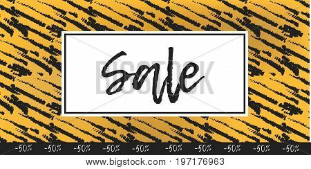 Watercolor stripes  background. Hand drawn abstract tiger skin background with watercolor stripes and waves.-stock vector