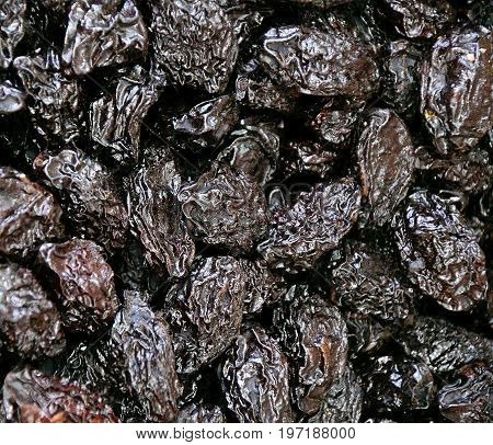 Prunes – Dried Fruits.