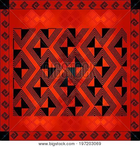 African Cultural Ornaments 213.eps