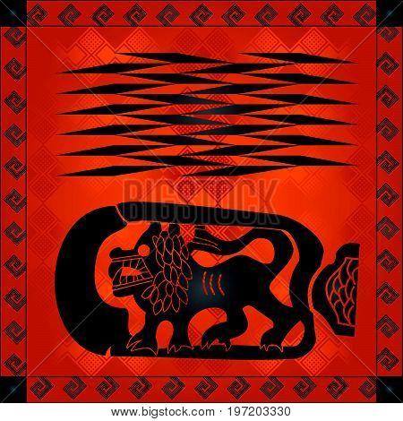 African Cultural Ornaments 222.eps