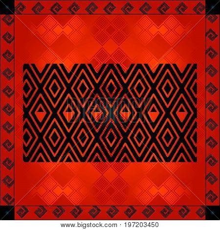 African Cultural Ornaments 227.eps