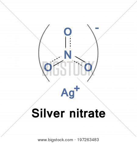 Silver Nitrate Vector Photo Free Trial Bigstock