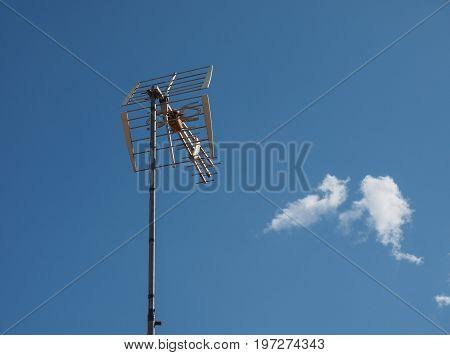 Aerial Antenna Pole