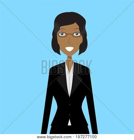 Lawyer Character Female | set of vector character illustration use for human, profession, business, marketing and much more.The set can be used for several purposes like: websites, print templates, presentation templates, and promotional materials.