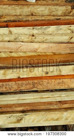 Carpentry. Wood planks and background . .