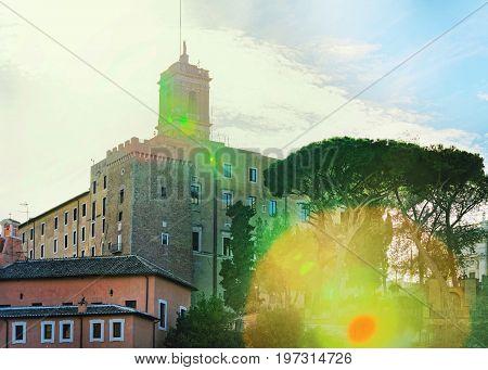 Street Rome