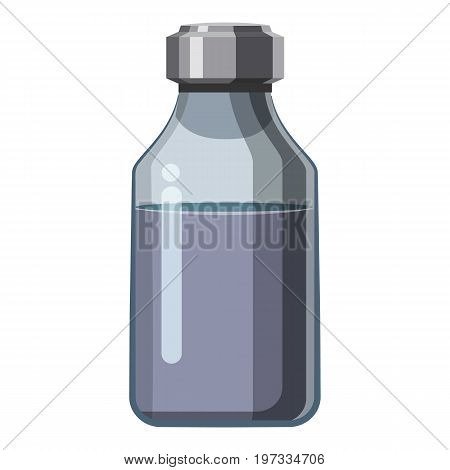 Pharmacy drops icon. Cartoon illustration of pharmacy drops vector icon for web design