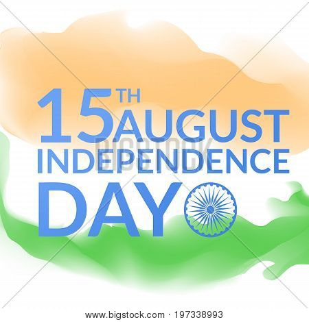 Indian Independence Greeting Card