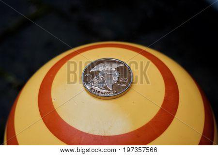 Titan Bitcoin Coin