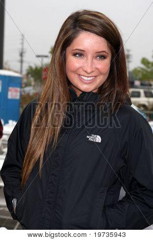 LOS ANGELES - OCT 16:  Bristol Palin at the Habitat for Humanity San Fernando/Santa Clarita Valley's