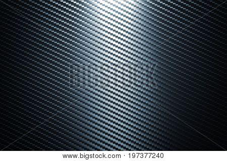 carbon fiber background 3d rendering image