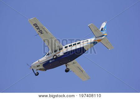 Hs-kab Cessna Grand Caravan 208B Of Kanair.